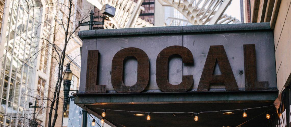 Lokale Bar